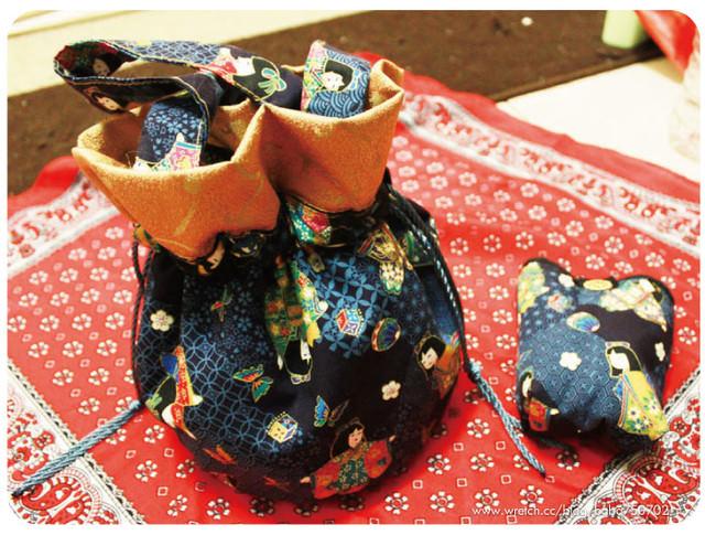 [好物] 超可愛的日系柿子包+手機包